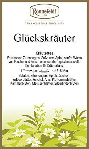 Ronnefeldt - Glückskräuter - Bio - Kräutertee - 50g