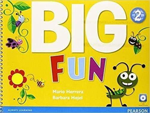 Big fun. Student's book. Per le Scuole superiori. Con ebook. Con espansione online. Con CD-ROM: Big Fun 2 Student Book with CD-ROM