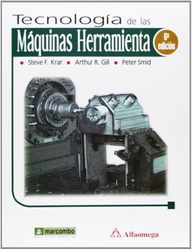 TECNOLOGIA DE LAS MAQUINAS HERRAMIENTA  descarga pdf epub mobi fb2