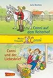 Conni Doppelbände: Conni auf dem Reiterhof/Conni und der Liebesbrief