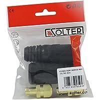 Solter 05948 Pack de 2 conectores aéreos macho, ...