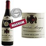 Vin rouge - Louis Violland Chambolle Musigny Grand Vin de Bourgogne 2011 - Vin Rouge