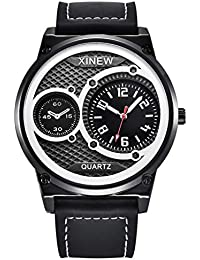 8c73cd367024 Amazon.es  Morado - Relojes de pulsera   Hombre  Relojes
