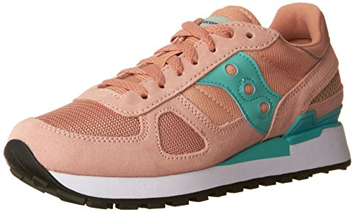 Saucony Shadow Original, Sneakers Basses Femme Rose