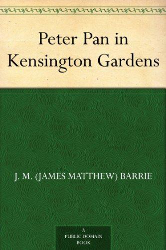 free kindle book Peter Pan in Kensington Gardens