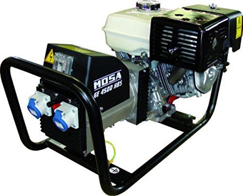 generatori di corrente MOSA GE 4500 HBS