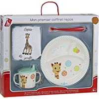 Sophie the Giraffe My First Mealtime Gift Box (Balloon)