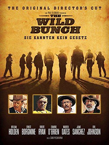 The Wild Bunch - Sie kannten kein Gesetz D.C.