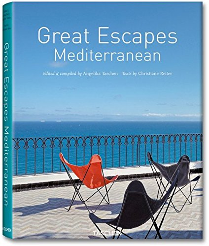 JU-GREAT ESCAPES MEDITERRANEAN par Collectif