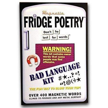 Fridge Poetry -...