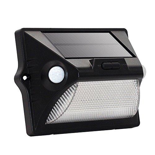 Fanxing New Fashion Dual-headed Solar Motion Sensor LED Light Garden Waterproof Lamp