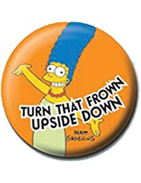 Button Badge The Simpsons | 1082