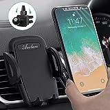 Avolare Handyhalter fürs Auto - Handyhalterung Auto Kratzschutz KFZ Handy Halterung Auto Lüftung für iPhone, Samsung, HTC, LG, Huawei und andere Smartphone oder GPS-Gerät