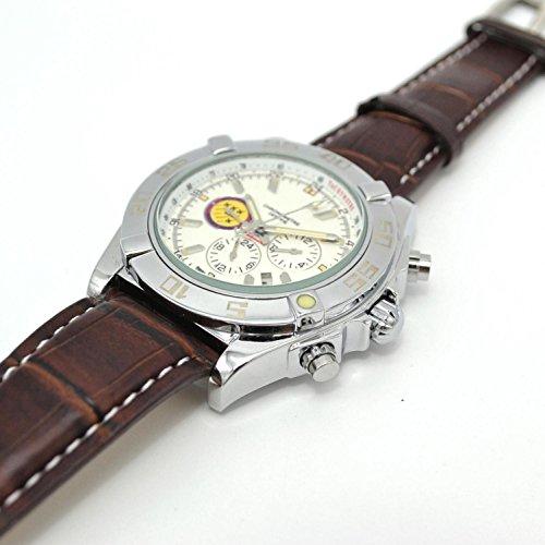 gaocf-reloj-casual-digital-mecnica-solar-seis-pin-calendario-automtico-cuero-correa-de-reloj-brown-b