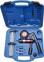 BGS 8038 pompe à vide pompe aspirateur de pression pour freinsDescription:Adapté pour la vérification des systèmes de pression et de videcomme la pression de suralimentation, électrovannes de vide,évents des réservoirs, capteurs de carte, etc.Égaleme...
