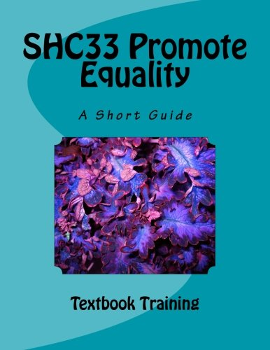 shc 33 promote eqaulity and diversity Unit 501 - shc 51 - use and develop systems that promote communication unit 502 - shc 52 - promote professional development unit 503 - shc 53 - champion equality, diversity and inclusion.