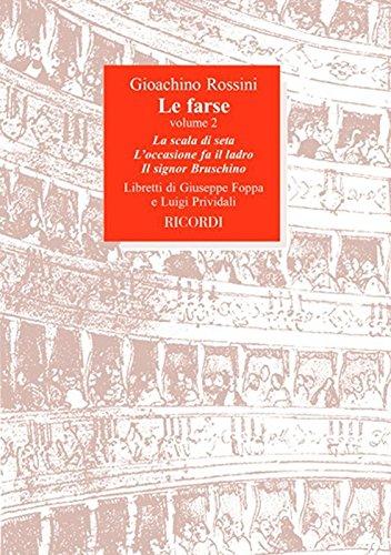 Le Farse - Volume 2: La Scala Di Seta -