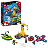 LEGO Marvel Super Heroes - Spider-Man : Docteur Octopus et le vol...