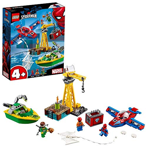 LEGO Super Heroes Spider-Man: Robo Diamantes Doc Ock