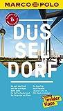 MARCO POLO Reiseführer Düsseldorf: Reisen mit Insider-Tipps. Inklusive kostenloser Touren-App & Update-Service