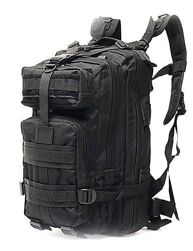 ZQ 55 L Rucksack Camping & Wandern Draußen Multifunktions Schwarz / Braun / Armeegrün Nylon Other digital desert