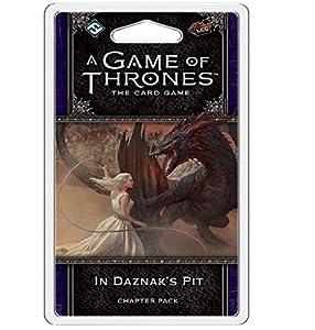 Fantasy Flight Games- Paquete de capítulos en el Pozo de Daznak: Juego de Tronos, Multicolor (GT35)