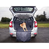 Jekam® Hunde Schutzdecke Kofferraum Kombi SUV Kofferraumschutz Autoschondecke Hundedecke Auto Kofferraumschutz