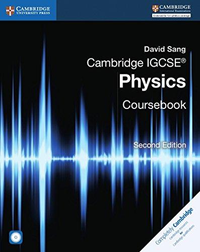 Cambridge IGCSE. Physics. Per le Scuole superiori. Con espansione online
