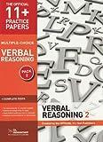 11+ Practice Papers, Verbal Reasoning Pack 2 (Multiple Choice): VR Test 5, VR Test 6, VR Test 7, VR Test 8 (The Official 11+ Practice Papers)
