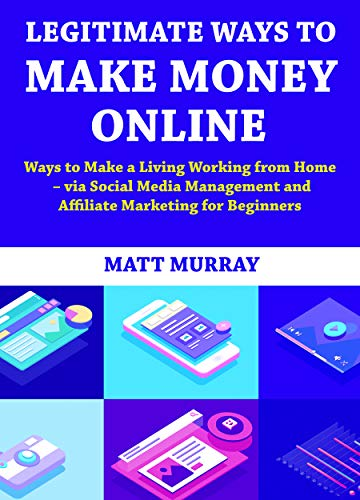 Ways to Make Money Online [Your First Online Business Bundle]: Social Media Management and Affiliate Marketing for Beginners (English Edition)