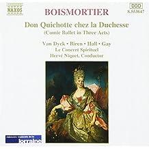 Don Quichotte Chez La Duchesse, Op. 97