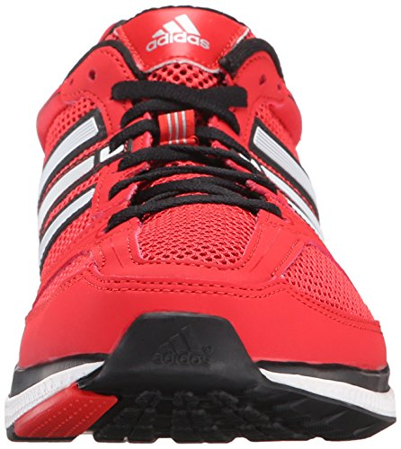 Adidas Performance Null Bounce M Laufschuh, schwarz / gold-metallic / weiÃ?, 6 M Us Vivid Red/Iron Metallic Grey/Black