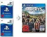 PSN Guthaben Aufstockung für Far Cry 5 | PS4 Download Code - deutsches Konto
