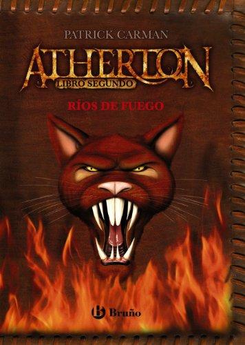 Atherton, Libro segundo: Ríos de fuego (Castellano - Bruño - Ficción)