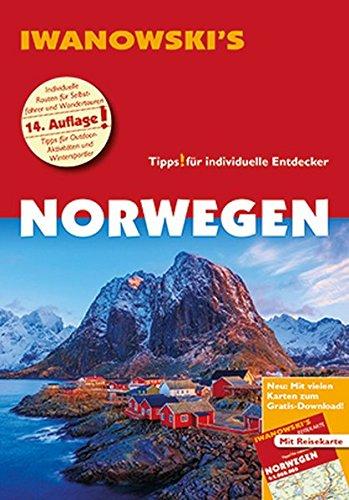 Norwegen - Reiseführer von Iwanowski: Individualreiseführer mit Extra-Reisekarte und Karten-Download (Reisehandbuch)
