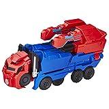 "Transformers C0642EL20 ""Robots in Disguise Combiner Force 3-Step Changer Optimus Prime"" Figure"