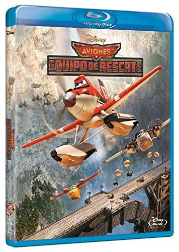 Aviones Equipo De Rescate [Blu-ray] 51z58NAWduL