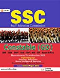 SSC Constable GD: BSF/ CISF / CRPF/ SSB/ ITBP/NIA / SSF/ ASSAM RIFLES