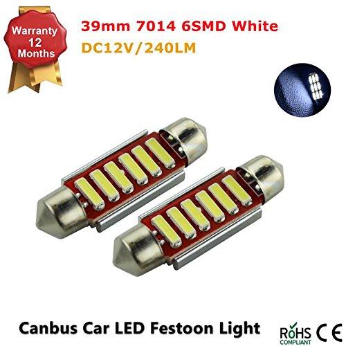 extremely-bright-7014-chipsets-error-free-154-39mm-6-smd-12v-led-bulbsxenon-white-pack-of-2-pcs