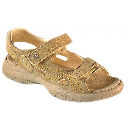 Primigi - Primigi SandalI Bambino Verde Strappi Velcro Kraig 49314 - Verde, 34