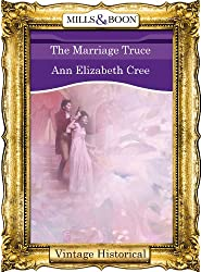 The Marriage Truce (Mills & Boon Historical) (Regency, Book 22)