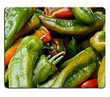 MSD Mousepad Bild 27526383Beautiful Art Muster Tapete auf rotem Hintergrund 7331