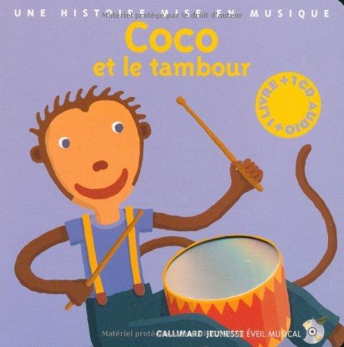 Coco et le tambour par Paule Du Bouchet