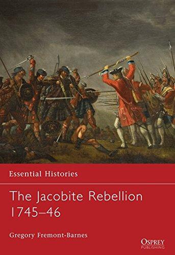 The Jacobite Rebellion. 1745–46 (Essential Histories) thumbnail