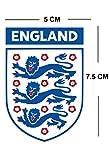 TENNER.LONDON Aufnäher Wappen England, Flagge, Applikation, mit Siebdruck, maschinenwaschbar