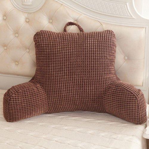 famiglia, letto +, cuscino del collo Grande triangolare cuscino cuscino poltrona bracciolo back office comodino cuscino vita le donne in gravidanza Viaggi cuscin ( colore : E. )