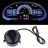 Sedeta® Fahrzeug blaue digitale Wassertemperaturanzeige LED Digital Wasser Temp Fahrenheit Wassertemperaturanzeige und Sensor