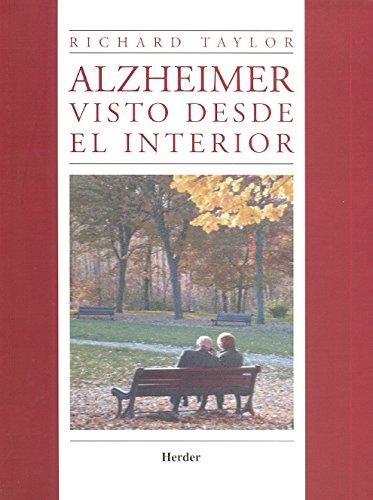 Alzheimer visto desde el interior por Richard Taylor