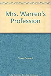 Mrs Warren's Profession, a play