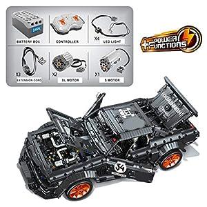 Tosbess Technic Auto Sportiva Ford Mustang, 3168 Pezzi Blocchetti di Costruzione Compatibile con Lego Technic Lego Outlet LEGO